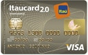 Itaucard 2.0 International Sempre Presente Visa