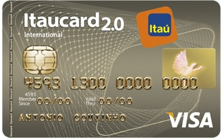 Itaucard 2.0 International Visa