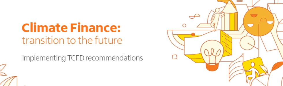 Climate Finance: transition to the future. Implementing TCFD recommendations.