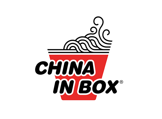 logo  china in box