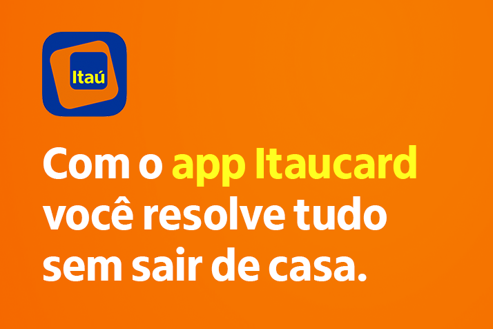 thumb video app itaucard
