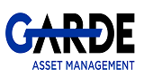 Logo Garde Asset Management.